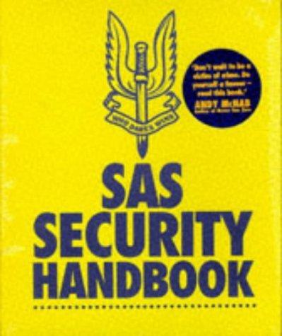 The SAS Security Handbook  by  Andrew Kain