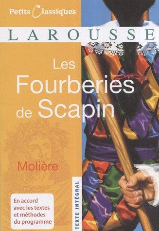 Fourberies de Scapin  by  Molière