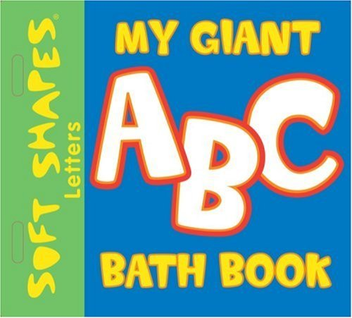 Soft Shapes: My Giant ABC Bath Book  by  Ikids