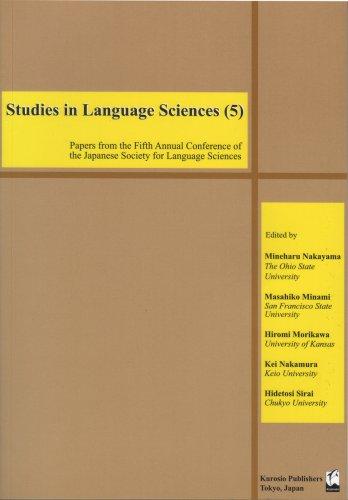 Sentence Processing in East Asian Languages Mineharu Nakayama