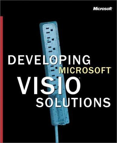 Developing Visio Solutions Microsoft Corporation