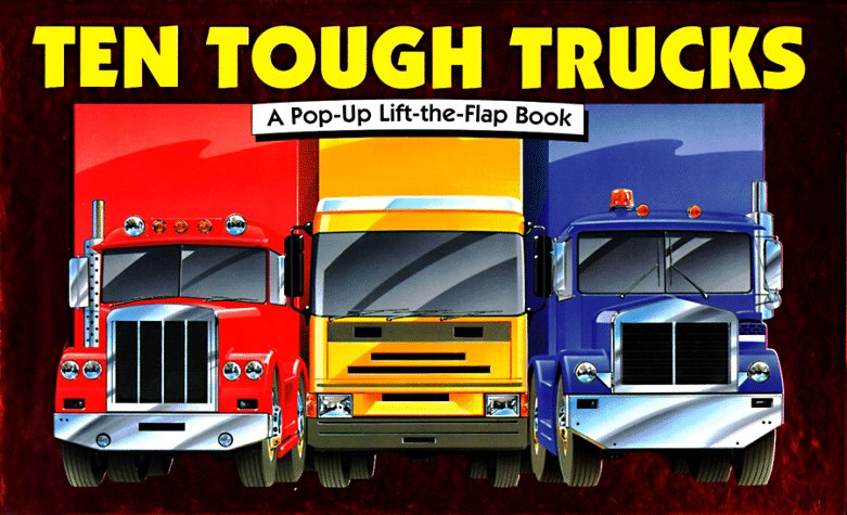 Ten Tough Trucks Fiona Conboy