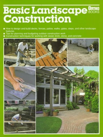 Basic Landscape Construction  by  Robert J. Beckstrom