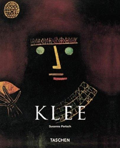 Klee 1879 - 1940.  by  Susanna Partsch
