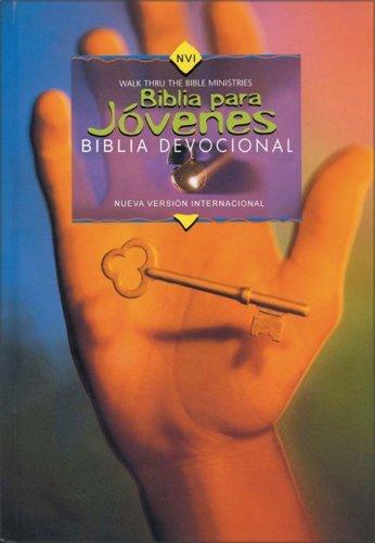 Holy Bible: NVI Biblia Devocional Juvenil  by  Anonymous