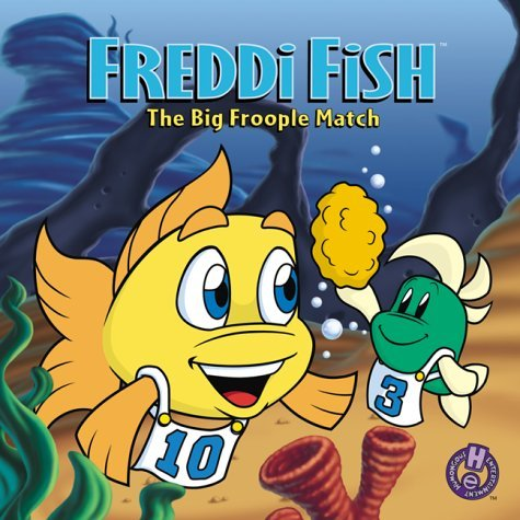 Freddi Fish the Big Froople Match  by  Lyrick Publishing