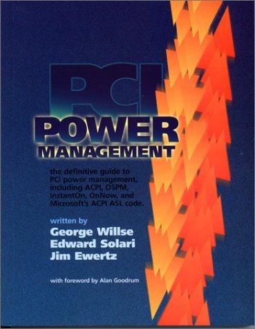 Pci Power Management George Willse
