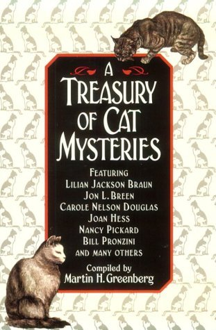 A Treasury of Cat Mysteries  by  Martin H. Greenberg