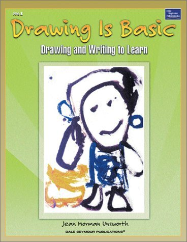 Drawing Is Basic Student Sketchbook  by  Jean Morman Usworth
