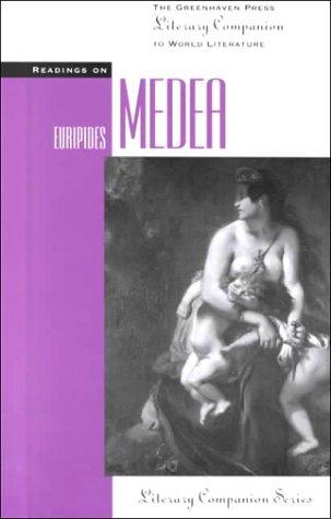 Medea (Literary Companion Series) Don Nardo
