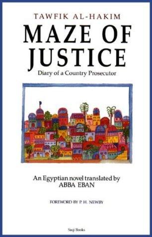 Maze of Justice  by  توفيق الحكيم