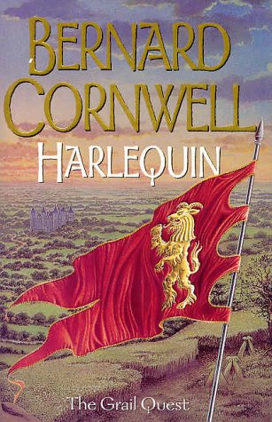 Harlequin (The Grail Quest, #1)  by  Bernard Cornwell