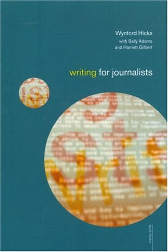 English for Journalists 3 Wynford Hicks