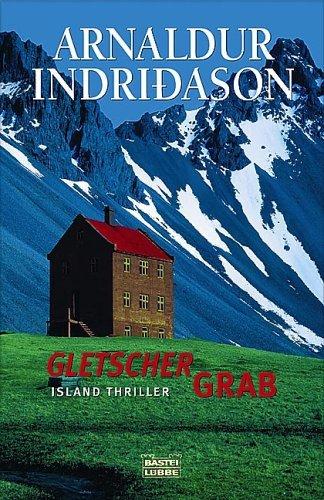 Gletschergrab  by  Arnaldur Indriðason