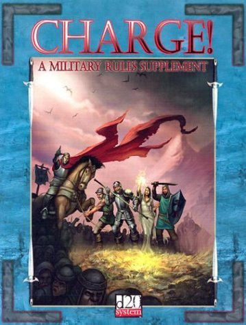 Charge!: A Military Rules Supplement Living Imagination