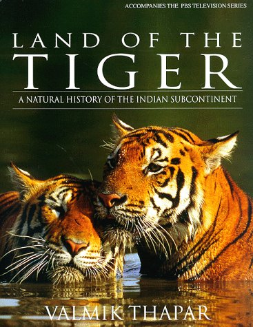 Saving Wild Tigers 1900-2000, The Essential Writings  by  Valmik Thapar