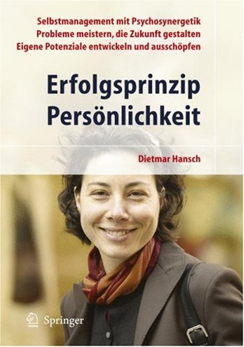 Erfolgsprinzip Persnlichkeit Dietmar Hansch