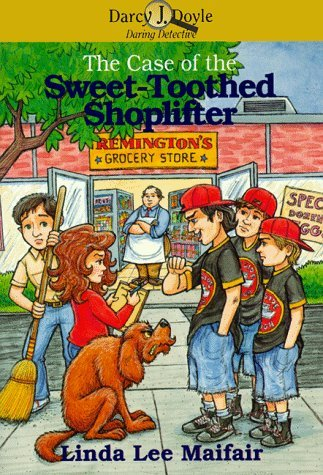 The Case of the Sweet-Toothed Shoplifter  by  Linda Lee Maifair