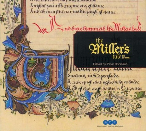 The Millers Tale on CD-ROM: Individual Licence  by  Geoffrey Chaucer