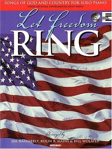 Let Freedom Ring: Piano Solo  by  Word Music