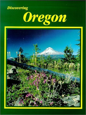 Discovering Oregon  by  Barbara Shangle
