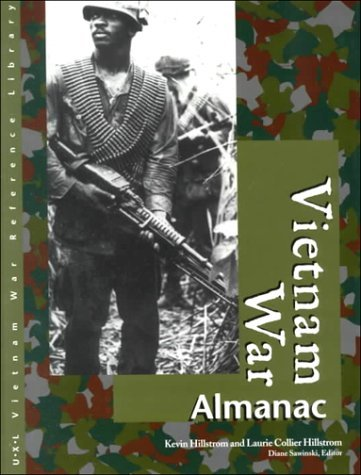 Vietnam War: Almanac: Almanac  by  UXL