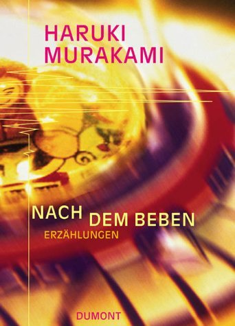Nach Dem Beben  by  Haruki Murakami