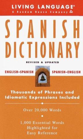 Living Language Diccionario de Español Living Language