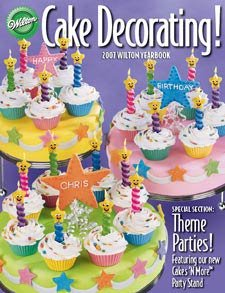 Cake Decorating You Can Do: (Wilton Yearbook, 1987) Wilton