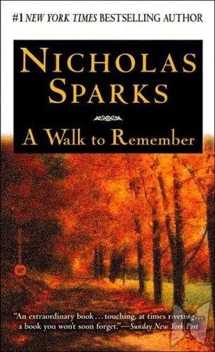 A Walk To Remember Nicholas Sparks