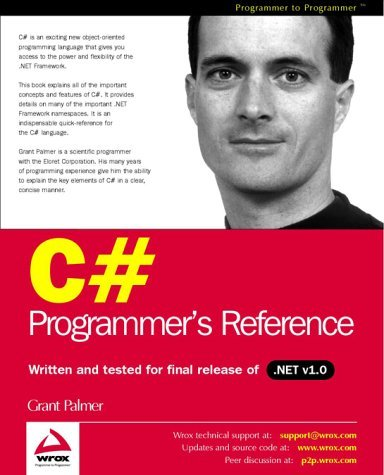 C# Programmers Reference Grant Palmer