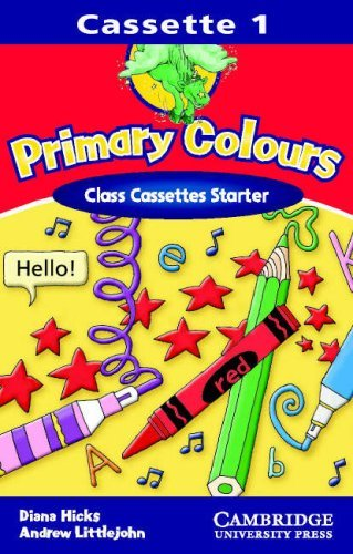 Primary Colours Class Cassettes Starter  by  Diana Hicks