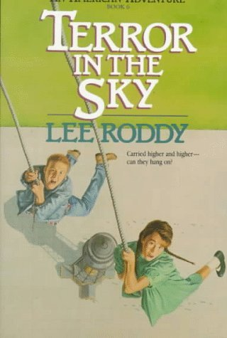 Terror in the Sky Lee Roddy