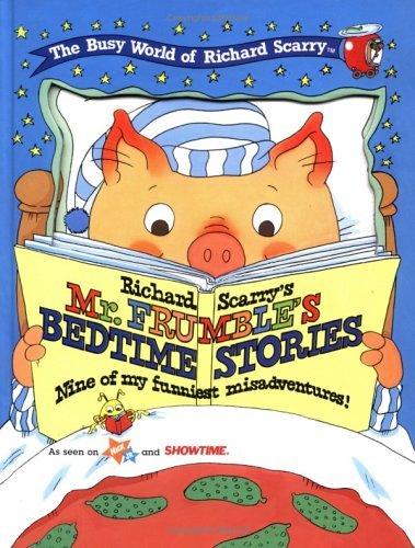 Mr Frumbles Bedtime Stories Richard Scarry