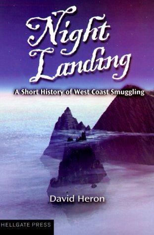 Night Landing  by  David W. Heron