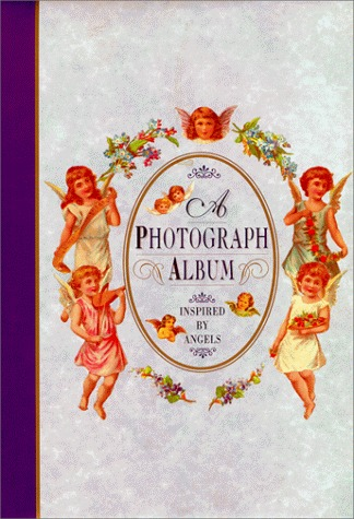 Photo Album Inspired Angels by Lorenz Books