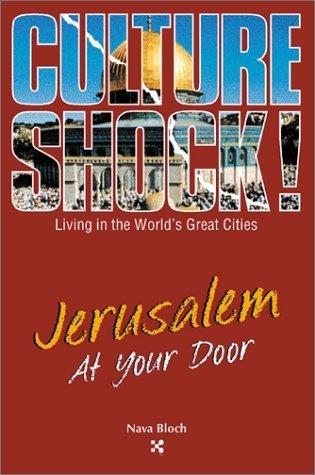 Jerusalem at Your Door Nava Bloch