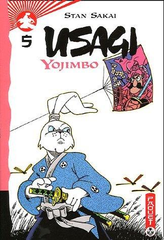 Usagi Yojimbo #05  by  Stan Sakai
