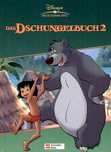 Das Dschungelbuch 2 (The Jungle Book 2)  by  Walt Disney Company
