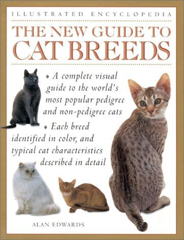 New Guide to Cat Breeds  by  Alan   Edwards