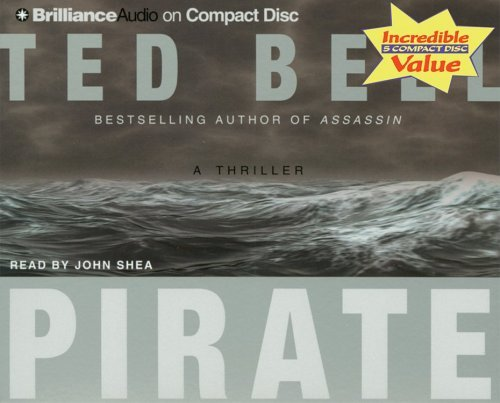 Pirate (Alexander Hawke, #3)  by  Ted Bell