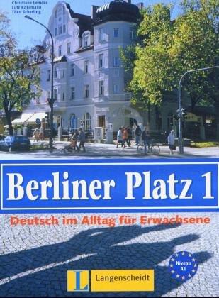Berliner Platz 2: Neu - Intensivtrainer Christiane Lemcke