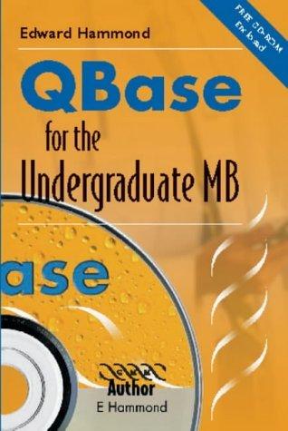 Qbase for the Undergraduate MB [With CDROM] Edward  Hammond