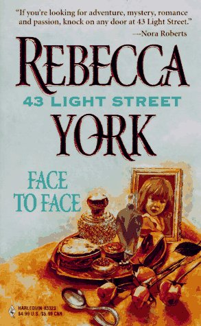 Face to Face (43 Light Street, #13)  by  Rebecca York