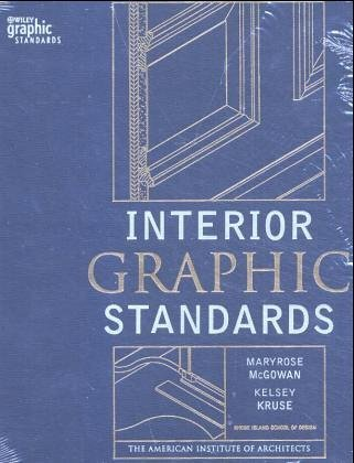 Interior Graphic Standards and Interior Graphic Standards CD-ROM Set  by  Maryrose McGowan