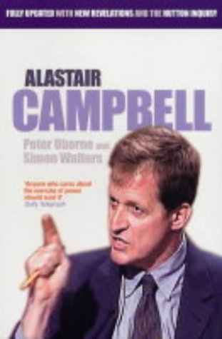 Alastair Campbell Peter Oborne