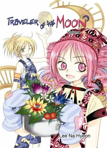 Traveler Of The Moon Volume 2 Lee Na Hyeon