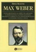 Obras Selectas Max Weber
