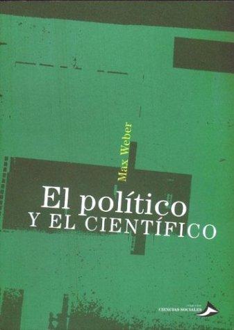 El político y el científico  by  Max Weber
