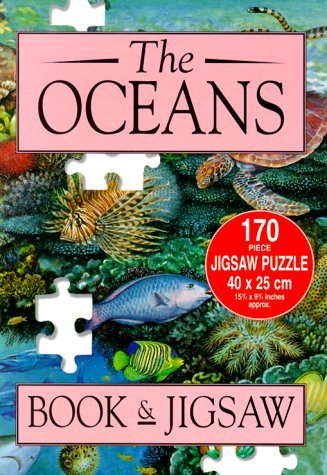 The Oceans [With Jigsaw Puzzle] Cimino Publishing Group